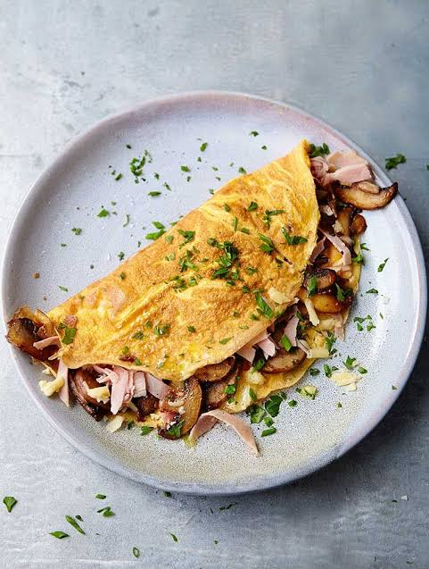 mushroomomlette